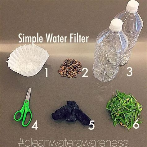 simple water filter all