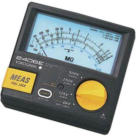 Multimeter Digital Yokogawa yokogawa jakarta meter digital