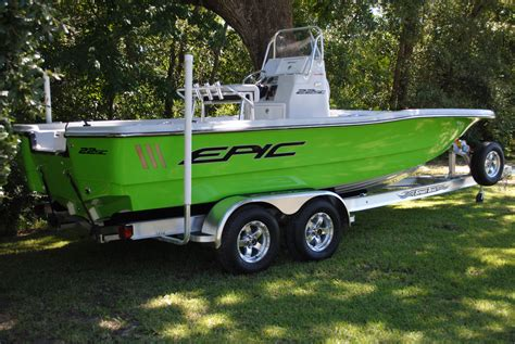 epic boats hull truth epic 22sc the hull truth boating and fishing forum