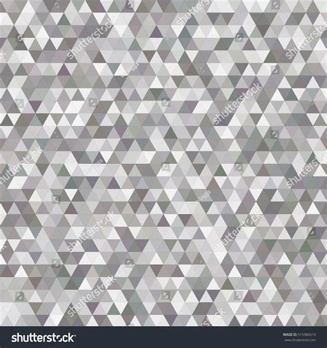 triangle pattern grey triangles pattern grey stock vector 515386513 shutterstock