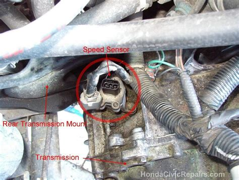p0715 honda accord 1997 honda civic questions where is opening to put manual