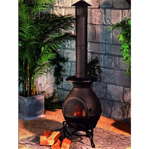 chiminea landscape ideas 69 best images about garden chiminea on
