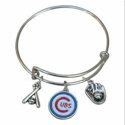 jewelry chicago chicago cubs bracelet chicago cubs jewelry from