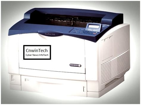 Toner Xerox 3105 laser printer fuji xerox docuprint 3105 solutions for a3