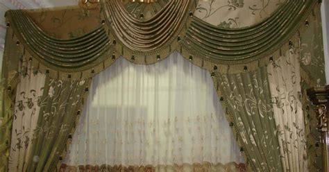 Curtains Or No Curtains Decor Luxury Drapes Curtain Design For Bedroom Green With Gilded Crown