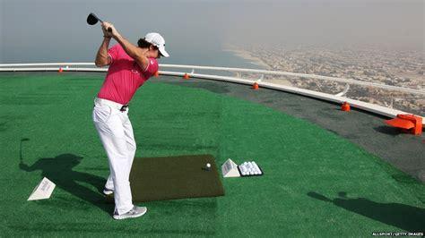 Swing Dubai by News Rory Mcilroy Plays Sky High In Dubai
