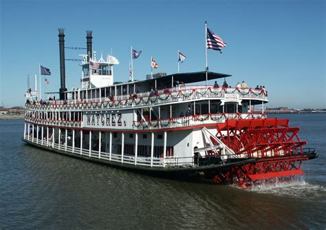 travel to new orleans in summer travel tips reviews - Steamboat Natchez Dinner Cruise