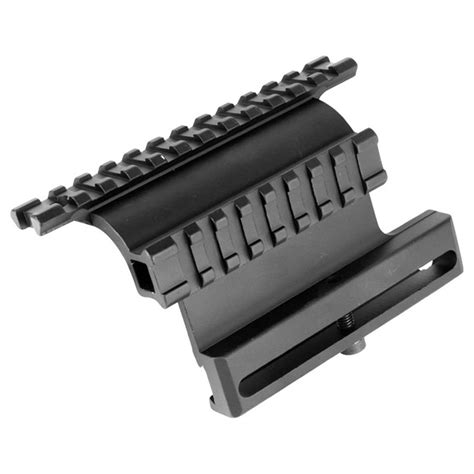 ak 47 rail side mount aim sports ak rail side mount picatinny 612868