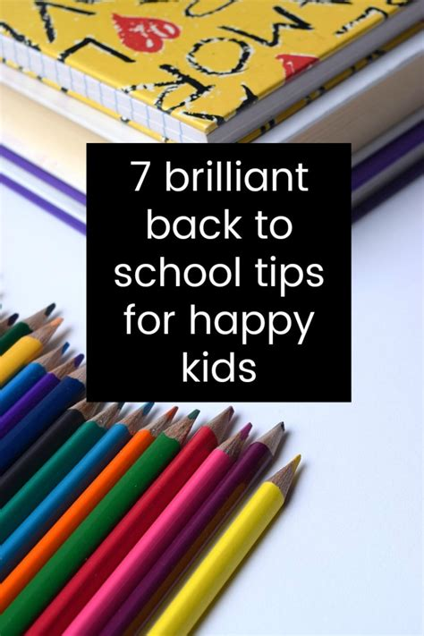 7 Back To School Solutions by Back To School Tips Emotionally Healthy