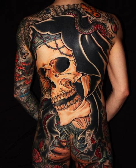 tebori tattoo nyc japanese back tattoo by codonnell nyc japaneseink