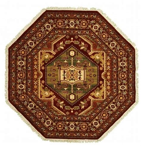 4x4 Area Rugs Octagon 4x4 Ft Mashad Carpet Area Rug Ship Free Ebay