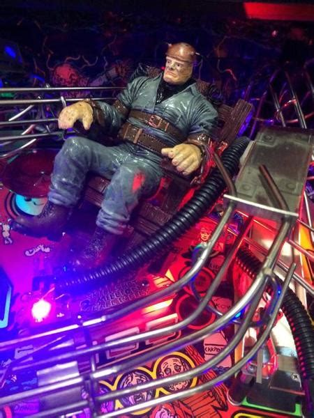 electric chair arcade tales from the crypt electric chair mod with led flasher