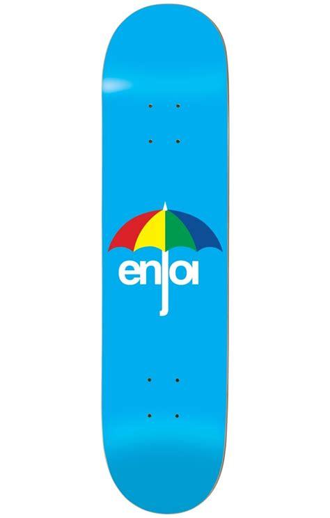 best cheap skateboard decks enjoi umbrella skateboard deck blue 8 25 quot skateboard