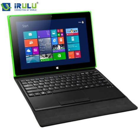 Tablet Pc Windows aliexpress buy w1003 irulu 2 in 1 windows 10 10 1 quot tablet pc laptop 32gb for intel cpu