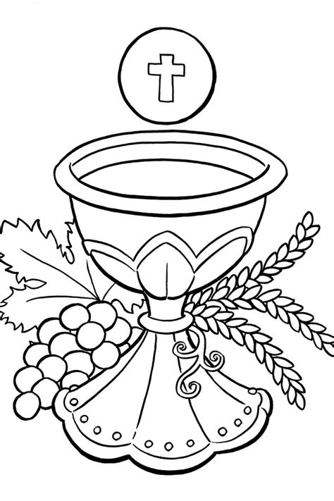 free coloring pages of liturgical year