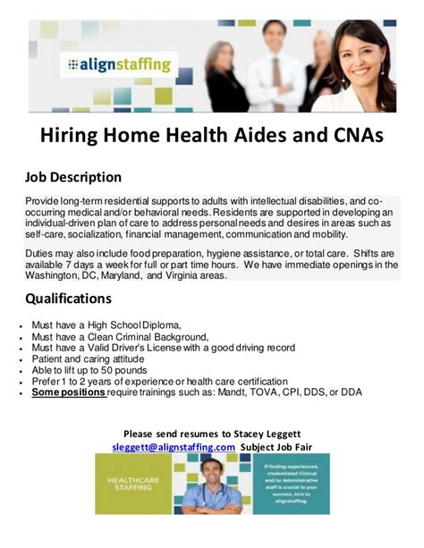 duties of cna cna resume sle with no work
