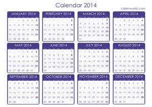 free yearly calendar template 2014 calendar 2014 only printable yearly calendar template 2016