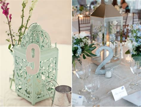 using lanterns for wedding centerpieces non floral centerpiece ideas