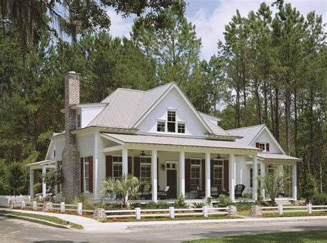 southern living house plans country southern country cottage house plans low country cottage