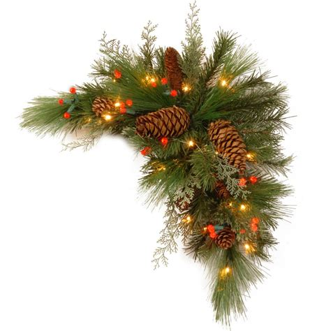 Tree Branch Decorations In The Home outdoor christmas decorations