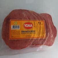 smoked beef yona situs belanja  frozen food