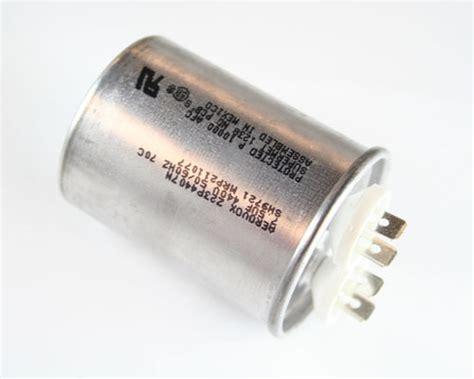 aerovox motor capacitors z23p4407m aerovox capacitor 7 5uf 440v application motor run 2020005897