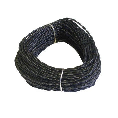 Outdoor Lighting Wire Landscape Lighting Wire 14 3 Wire Home Depot Irrigation 4 Awg Direct Burial Wire