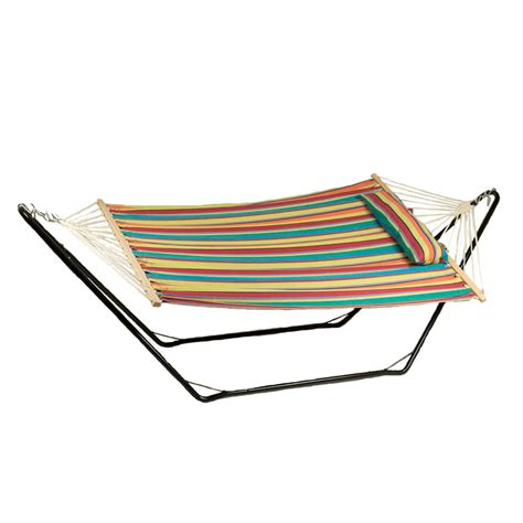 Hammock Stand And Hammock Cotton Fabric Hammock Hammock Stand Or Hammock And Stand