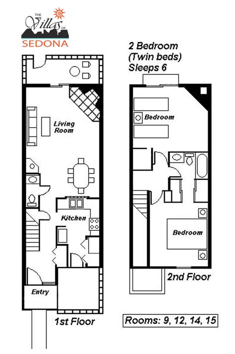 sedona summit resort floor plan villas of sedona floor plan 30 rosenthal sedona in