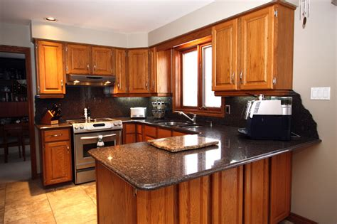 Granite traditional kitchen other metro by the top shop inc