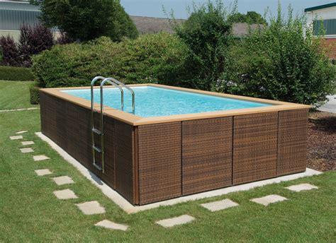 schwimmbecken zum aufstellen technische daten da jardinero pools whirlpools