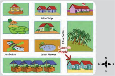 Buku Kelas 4 Tema 8 Daerah Tempat Tinggalku soal tematik kelas 4 tema 8 subtema 1 lingkungakan tempat