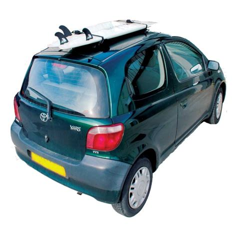 Surfboard Racks For Cars by Northcore Surfboard Softrack For 3 Door Cars