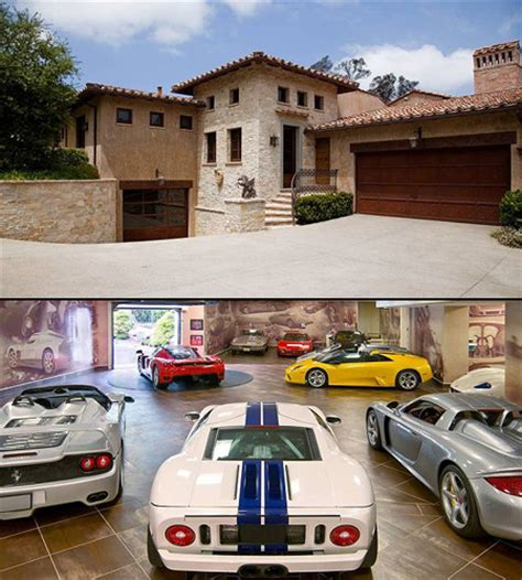 cool car garages world s coolest garages for car geeks techeblog