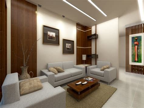 gambar interior ruang tamu minimalis modern portal bangunan