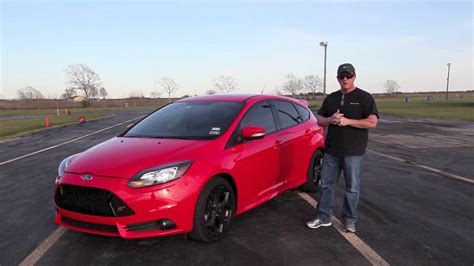 Ford Focus St Reifengr E by Hennessey S Ford Focus St