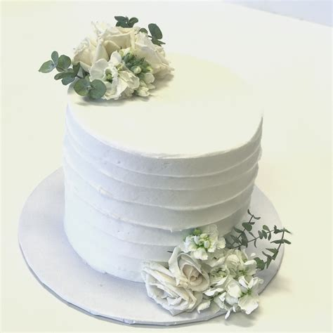 Wedding Cakes Simple by Wedding A Cake