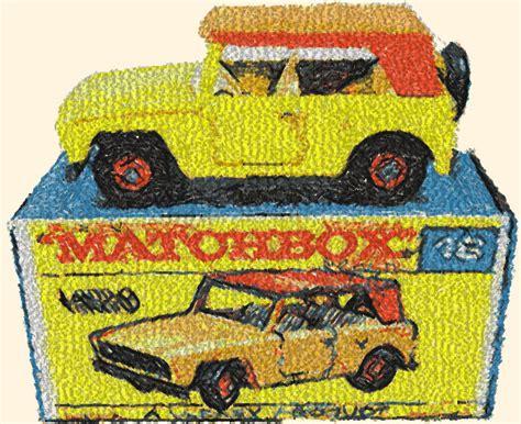 Matchbox Dst ford matchbox machine embroidery design