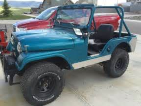 Jeep Buick 1959 Cj5 Willys Jeep Nr Buick V6 With 4 Spd Solid