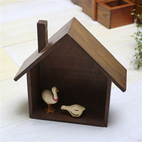 aliexpress buy aibei zakka retro small house model