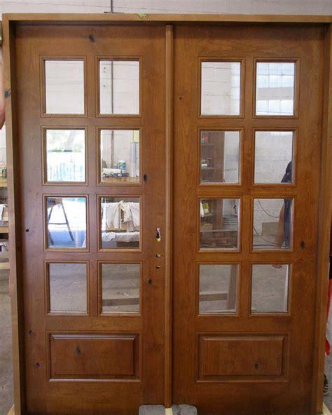 Rustic French Doors