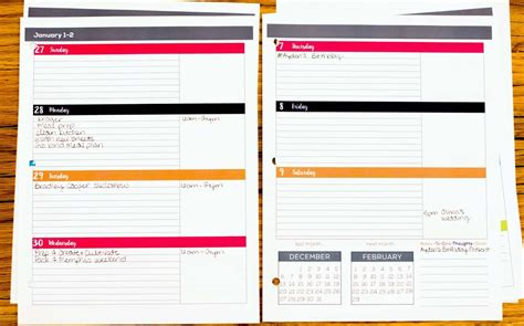 Happy Healthy Life Printable Planner | lauren gleisberg s happy healthy life printable planner