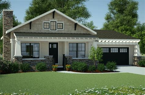 Farmhouse Style House Plans Bungalow Plan 1 378 Square Feet 3 Bedrooms 2 Bathrooms