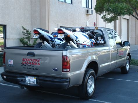 motorcycle specific towing south bay riders