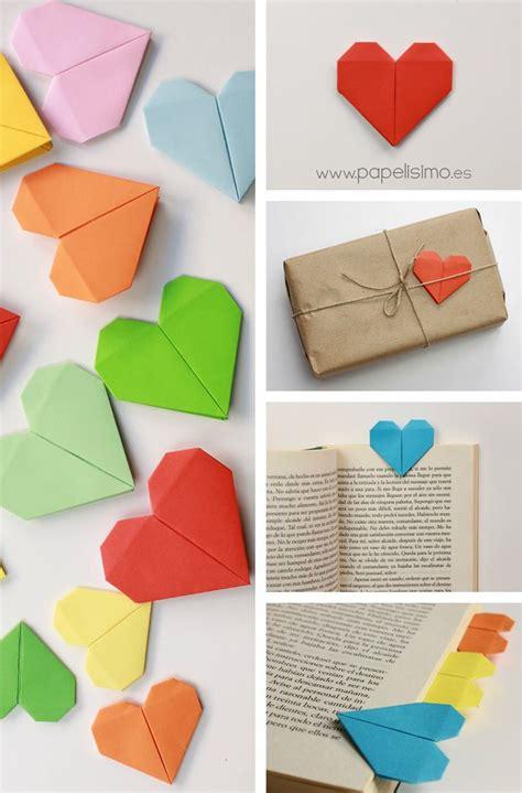 Origami San - como hacer corazon de papel origami san valentin paso a