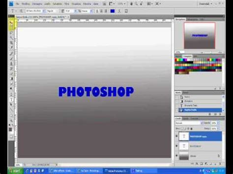 tutorial photoshop italiano photoshop cs5 tutorial effetto riflesso ita doovi