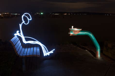 painting with light light painting joebeckerphoto