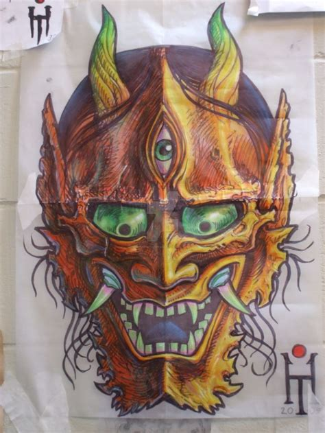 hannya mask tattoo colour meaning 274 best images about hannya mask on pinterest japanese