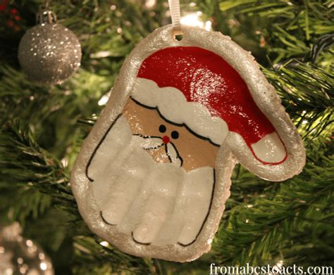 Handmade Santa Ornaments - handmade ornaments i arts n crafts