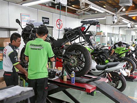 Kawasaki Shop by Why You Should Service Your Kawas At The Kawasaki